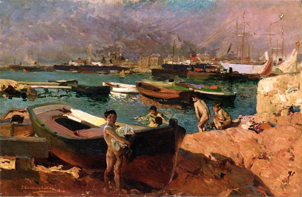Valencia s Port